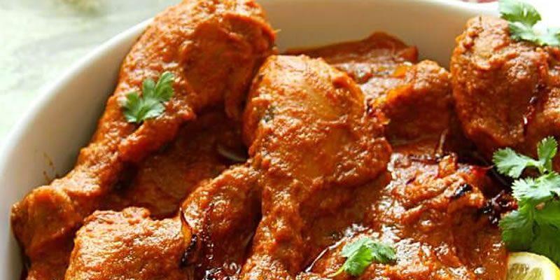 Chicken Hydrabadi - Ristorante Indiano Roma